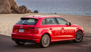 Audi A3 e-tron- photo by Volkswagon of America