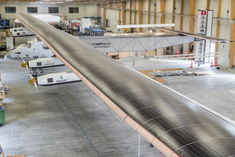 © Solar Impulse   Revillard   Rezo.ch